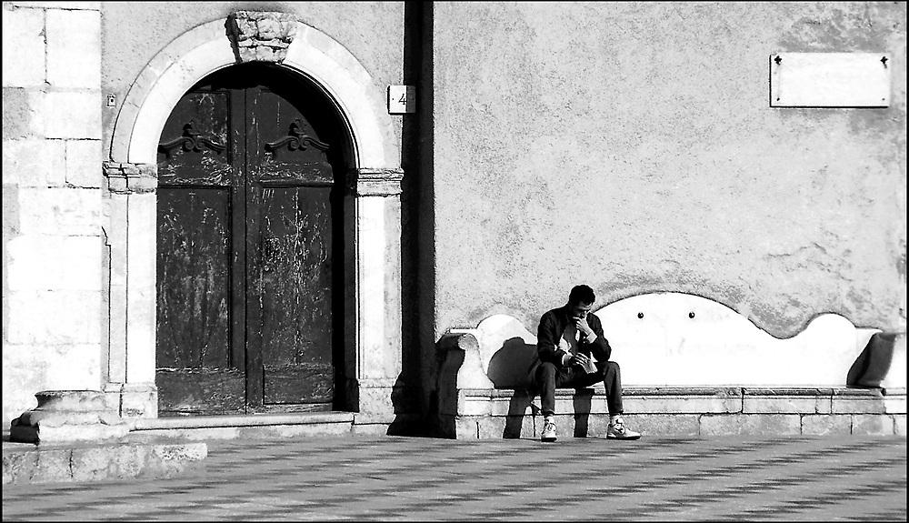 Taormina, Italy / Catalog #903