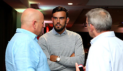 Marlon Pack of Bristol City mingles with Guests during the Lansdown Club event - Mandatory by-line: Robbie Stephenson/JMP - 06/09/2016 - GENERAL SPORT - Ashton Gate - Bristol, England - Lansdown Club -
