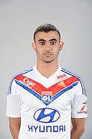 Rachid GUEZZAL - 05.10.2013 - Photo Officielle - Lyon -<br /> Photo : Icon Sport