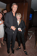 LEE CHAPMAN; LESLIE ASH, London Bar & Club Awards.  Annual awards honouring the best of London nightlife, InterContinental Hotel, Park Lane, London, 12 June 2012.
