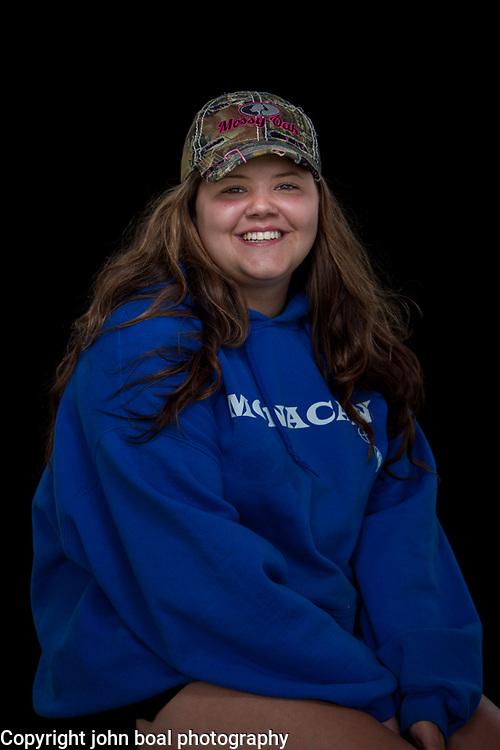 Brett Johns, Monacan.  Portraits at the Monacan Powwow.  Elon, VA.  Saturday, May 16, 2015.  John Boal Photography