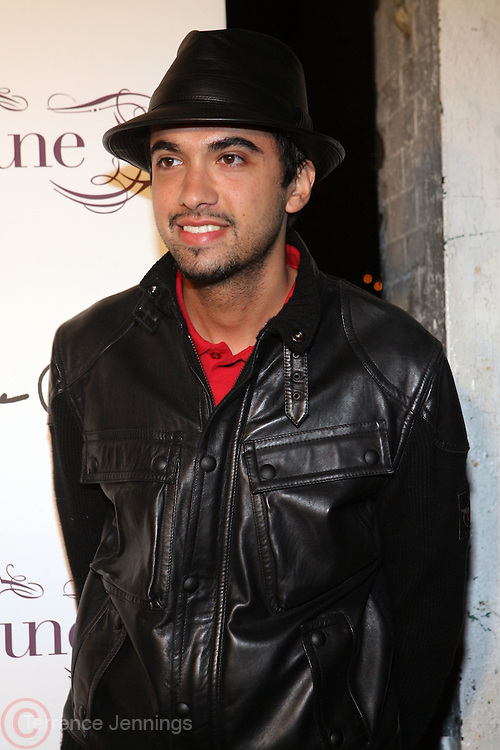 DJ Cassidy at The Jermaine Dupri Birthday Celebrration held at Tenjune in New York City on September 23, 2008
