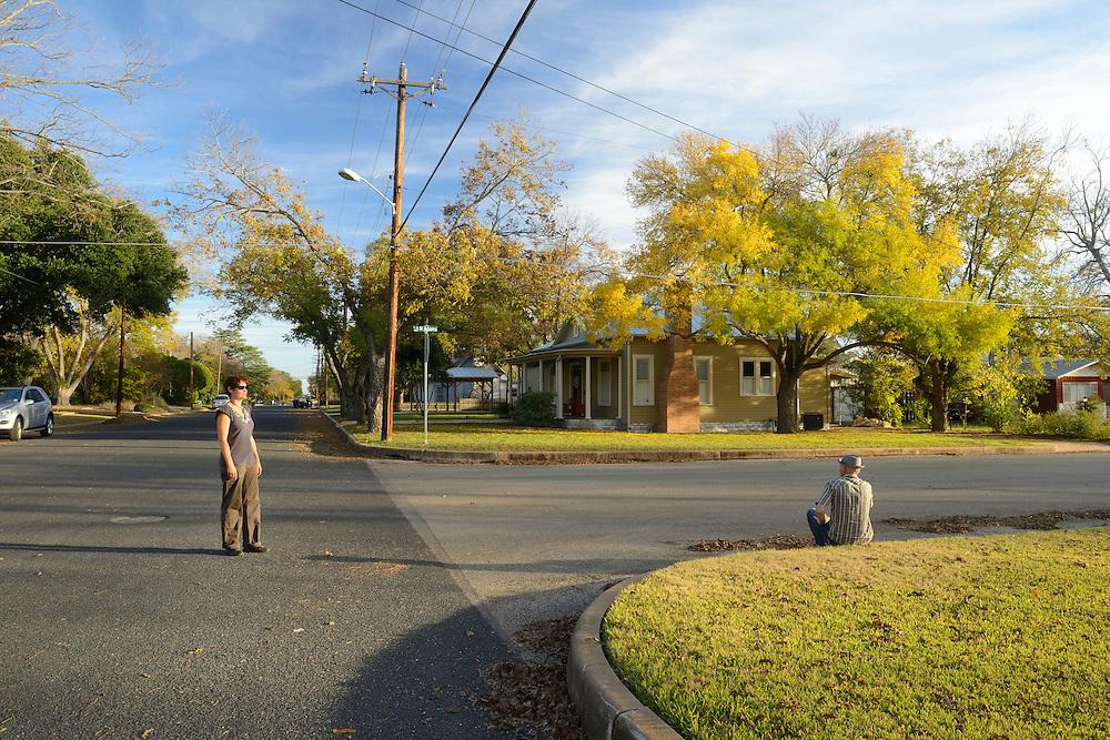 Fredericksburg,Hill Country,Texas,USA