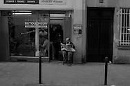 Rue du Chateau d'Eau Retoucheur, Paris