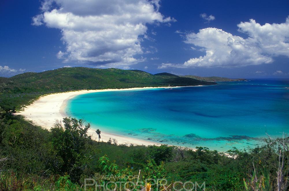 Flamenco Beach's breathtaking beauty
