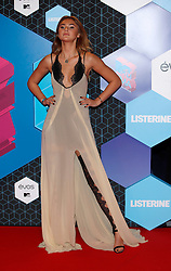 Model Stefanie Geisinger arriving at the 2016 MTV Europe Music Awards at the Ahoy Rotterdam on November 6 2016 in Rotterdam, Netherlands. EXPA Pictures &copy; 2016, PhotoCredit: EXPA/ Avalon/ Famous<br /> <br /> *****ATTENTION - for AUT, SLO, CRO, SRB, BIH, MAZ, SUI only*****