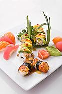 Editorial Photography for Sushi Mizu