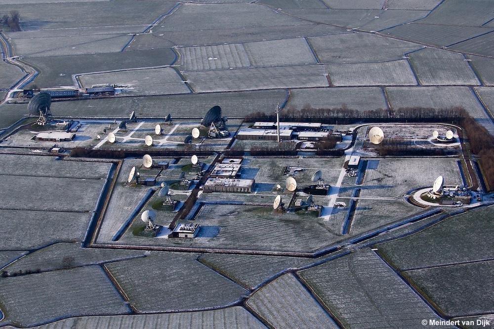 Grutte Earen - Satellietgrondstation 12