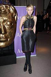Carey Mulligan at the Orange BAFTA's Nominees party held at Asprey, 165 New Bond Street, London on 20th February 2010.