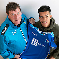 St Johnstone Sign Tristan Nydam