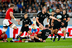 Joe Moody of New Zealand (All Blacks) during the Bronze Final match between New Zealand and Wales Mandatory by-line: Steve Haag Sports/JMPUK - 01/11/2019 - RUGBY - Tokyo Stadium - Tokyo, Japan - New Zealand v Wales - Bronze Final - Rugby World Cup Japan 2019