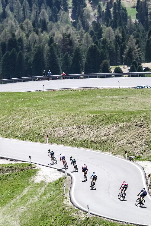 Giro D'Italia 2017 stage 18 (Moena - Ortisei, 137km)<br /> <br /> Photo: Tornanti.cc