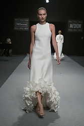 September 12, 2016 - Madrid, Spain - Parade the Marcos Luengo in MFSHOW 2016 women held at the Museum of Costume in Madrid, on September 12, 2016  (Credit Image: © Oscar Gonzalez/NurPhoto via ZUMA Press)