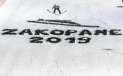 20.01.2019, Wielka Krokiew, Zakopane, POL, FIS Weltcup Skisprung, Zakopane, im Bild Yukiya Sato (JPN) // Yukiya Sato of Japan during the FIS Ski Jumping world cup at the Wielka Krokiew in Zakopane, Poland on 2019/01/20. EXPA Pictures © 2019, PhotoCredit: EXPA/ JFK