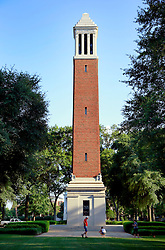 19 June 2013. University of Alabama, Tuscaloosa, Alabama.<br /> Denny Chimes, an enduring symbol of Alabama's first university. Erected in 1929 to honor President George H. Denny, under whose leadership The University of Alabama gained national prominence.<br /> Photo; Charlie Varley