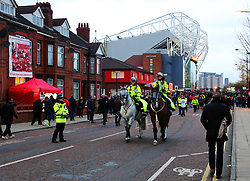 A general view of Old Trafford - Mandatory by-line: Matt McNulty/JMP - 18/11/2017 - FOOTBALL - Old Trafford - Manchester, England - Manchester United v Newcastle United - Premier League