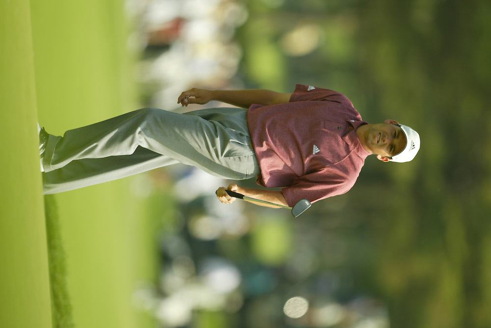 Sergio Garcia..2003 U.S. Open..First Round..Olympia Fields CC..Chicago, IL..Thursday June 12 2003..photograph by Darren Carroll