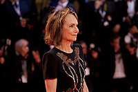 Jessica Harper at the premiere gala screening of the film Suspiria at the 75th Venice Film Festival, Sala Grande on Saturday 1st September 2018, Venice Lido, Italy.