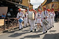 Défilé du 14 juillet à Montignac