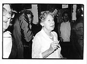 Matilda Duchess of Argyll. 1991 approx. © Copyright Photograph by Dafydd Jones 66 Stockwell Park Rd. London SW9 0DA Tel 020 7733 0108 www.dafjones.com