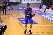 Andrea Cinciarini<br /> Italia - Finlandia<br /> Nazionale Italiana Maschile<br /> Torneo Sardegna a Canestro 2017<br /> Cagliari 11/08/2017<br /> Foto Ciamillo-Castoria