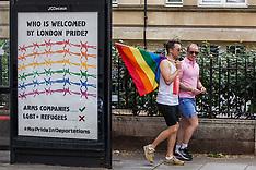 2019-07-06 Pride protest stencils