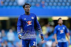 Michy Batshuayi of Chelsea looks on - Rogan Thomson/JMP - 15/08/2016 - FOOTBALL - Stamford Bridge Stadium - London, England - Chelsea v West Ham United - Premier League Opening Weekend.