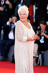 31.08.2013, Canal Grande, Venedig, ITA, La Biennale, 70. Filmfestspiele von Venedig, Philomena, im Bild Judi Dench // during a photocall for the movie 'Philomena' of the 70th Venice International Film Festival at Canal Grande in Venice, Italy on 2013/08/31. EXPA Pictures © 2013, PhotoCredit: EXPA/ Newspix/ Dave Bedrosian<br /> <br /> ***** ATTENTION - for AUT, SLO, CRO, SRB, BIH, TUR, SUI and SWE only *****