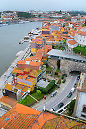 Alberto Carrera, Oporto City, Douro River and Vila Nova de Gaia, World Heritage Site, Oporto, Porto, Portugal, Europe