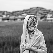 Since the end of august 2017, the beginning of the crisis, more than 600,000 Rohingyas have fled Myanmar to  seek refuge in Bangladesh. Cox's Bazar -october 25th 2017.<br /> Depuis le d&eacute;but de la crise, fin ao&ucirc;t 2017, plus de 600000 Rohingyas ont fuit la Birmanie pour trouver refuge au Bangladesh. Cox's Bazar le 28 octobre 2017.