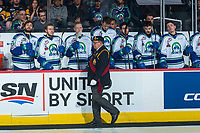 REGINA, SK - MAY 21: Opening Ceremonies at the Brandt Centre on May 21, 2018 in Regina, Canada. (Photo by Marissa Baecker/CHL Images)