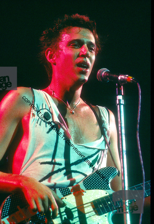 Richard Hell live in London 1977