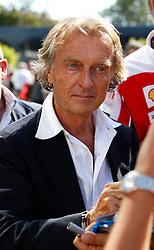 Motorsports / Formula 1: World Championship 2010, GP of Italy, Luca Cordero di Montezemolo (Scuderia Ferrari Marlboro)