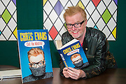 Chris evans Launches his book, Get the Midlife, at the Ivy Bar at the London Book Fair, Olympia, London, UK, 14 Apr 2015.