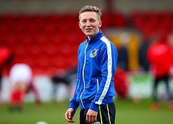 Luke Russe of Bristol Rovers - Mandatory by-line: Robbie Stephenson/JMP - 02/04/2018 - FOOTBALL - Highbury Stadium - Fleetwood, England - Fleetwood Town v Bristol Rovers - Sky Bet League One