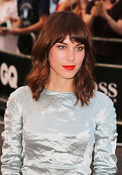 Alexa Chung, GQ Men of the Year Awards, Royal Opera House, London UK, 03 September 2013, (Photo by Richard Goldschmidt)