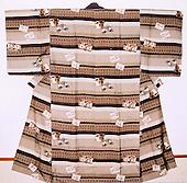 1940s Men's Camera Kimono