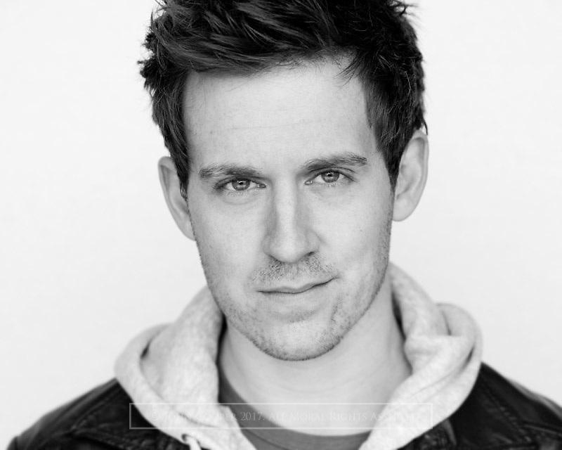 Headshot of actor Stephen Arden