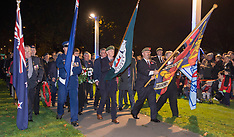 Christchurch-ANZAC Dawn Service