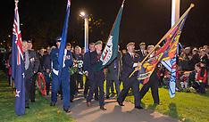Christchurch-ANZAC Dawn Service