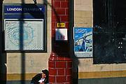 England, London:  homeless in Camden Town England, London: