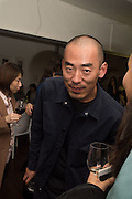 ZHANG DING, Frieze ICA Bar, Institute of Contemporary arts. The Mall. 12 October 2015