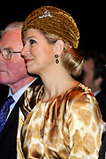 Prinses Maxima doopt de gastanker Coral Energy van de Nederlandse gasvervoerder Anthony Veder bij de Cruise Terminal Rotterdam. //// Princess Maxima names the gas tanker Coral Energy of the Dutch gastransporter Anthony Veder at the Cruise Terminal Rotterdam.<br />