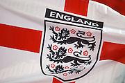 The England badge