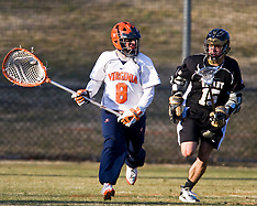 20090216 - Bryant at #1 Virginia (NCAA Lacrosse)