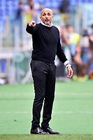 Luciano Spalletti Roma <br /> Roma 03-04-2016 Stadio Olimpico Football Calcio Serie A 2015/2016 Lazio - AS Roma Foto Andrea Staccioli / Insidefoto