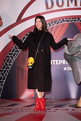 Daniela Collu at the première of the movie ''Dumbo'' at the Space Cinema in Rome. 26.03.19 Lucia Casone/Soevermedia (Credit Image: © Lucia Casone/Soevermedia via ZUMA Press)