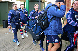 Bristol Rugby players arrive at The Athletic ground - Mandatory by-line: Dougie Allward/JMP - 30/12/2017 - RUGBY - The Athletic Ground - Richmond, England - Richmond v Bristol Rugby - Greene King IPA Championship