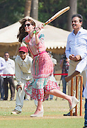 Kate Middleton & Prince William Cricket, Oval Maidan