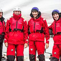 Barts Bash Team & RYA Team on board GAC PINDAR